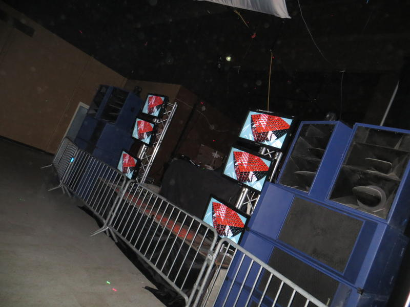 Sound System Turbosound Speakers for rent